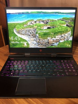 HP Omen Gaming laptop *LIKE NEW* for Sale in Reedley, CA
