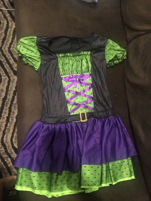 Witch costume dress for Sale in North Redington Beach, FL