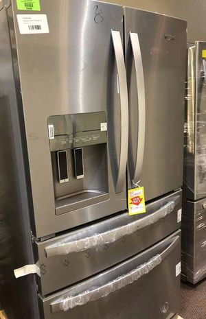 Whirlpool Refrigerator 🙈✔️🍂🍂⚡️⏰🔥😀🙈✔️🍂⚡️⏰🔥😀🙈🍂🍂⚡️⏰🔥😀🙈✔️🍂 Appliance Liquidation!!!!!!!!!!!!!!!!!!!!!!! for Sale in Cedar Park, TX