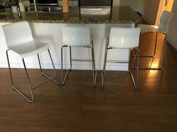 Ikea Glenn Bar Stool 2 For Sale In Santa Clara Ca Offerup