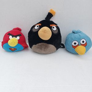 Angry Birds Plush Collection for Sale in Brownsville, TX