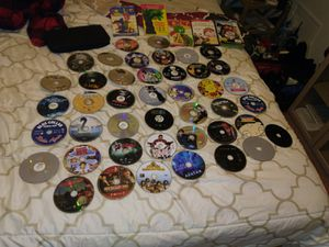 Movie collection over 50 for Sale in Marengo, OH