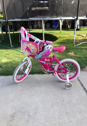 Girls Barbie bike for Sale in Chula Vista, CA