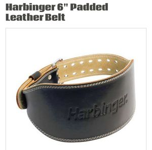 Harbinger weight lifting/ lumber support belt for Sale in Orlando, FL