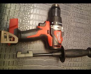 Milwaukee M18 hammer drill brand new for Sale in Tiverton, RI