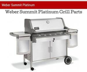 BBQ Weber summit platinum for Sale in Hialeah, FL