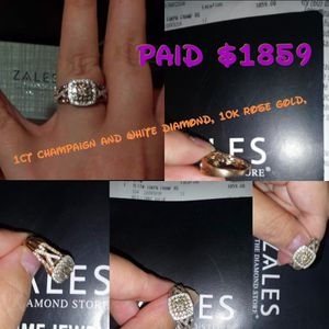 Size 5 zales ring only for Sale in Bolt, WV