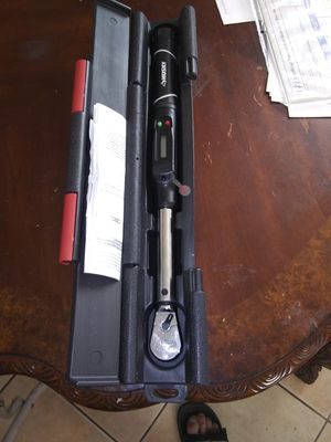 Torque wrench new for Sale in Phoenix, AZ