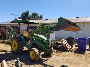 Tractor work Heavy Duty 66HP Backhoe Tractor for Sale in Redlands, CA