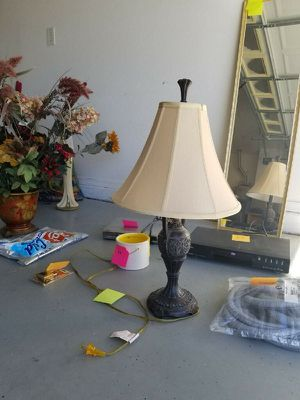 Table lamp for Sale in Phoenix, AZ