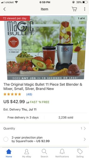Blender set for Sale in Smyrna, TN
