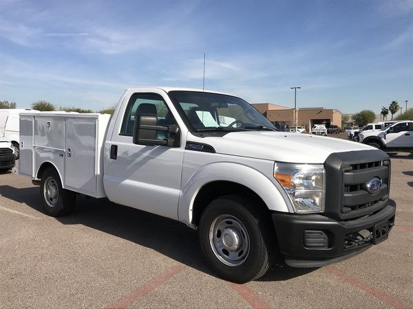 2014 Ford Super Duty F-250 SRW