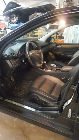PARTING OUT 2007 MERCEDES- BENZ W203 C240 for Sale in Irving, TX