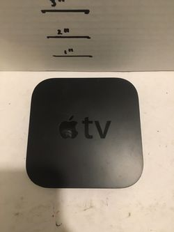 Apple TV streaming device model A1378 2nd generation for Sale in NO FORT MYERS,  FL