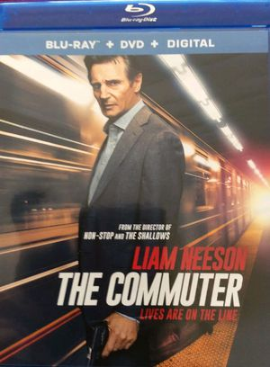 The commuter Blu ray for Sale in TEMPLE TERR, FL