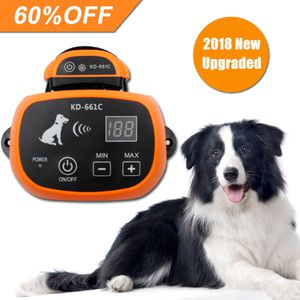 New YHPOYLP 100% Wireless Dog Fence System Outdoor Invisible Pet Containment System, Rechargeable &Waterproof,with Tone、Vibration and Shock,Safe & Ea for Sale in Brooklyn, NY