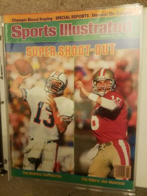 Dan Marino Sports Illustrated Collection for Sale in San Jose, CA