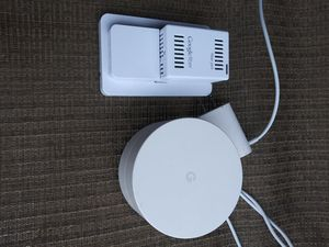 Google wifi router for Sale in New Albany, IN
