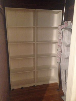 3 IKEA bookshelves for Sale in Miami Beach, FL