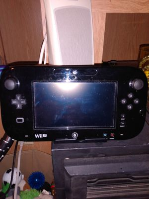 """""""Look"""" wii u gamepad and stand only for Sale in Prairieville, LA"""