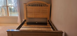 Queen size Bed Frame for Sale in Clayton, NC