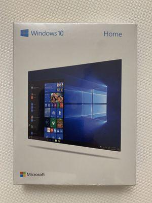 Microsoft windows 10 home USB flash drive for Sale in Nashville, TN