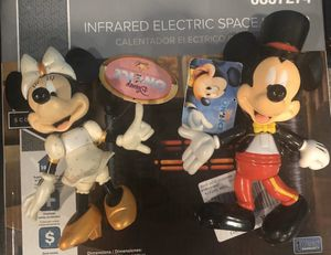 Vintage Disney on ice Mickey and Minnie figures for Sale in Rensselaer, NY