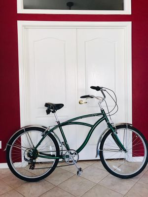 "Beach cruiser 7 speeds / 26"" bike / cruiser bike for Sale in Glendale, AZ"