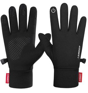 Gloves Touchscreen Lightweight Waterproof Sports Running Cycling Gloves for Sale in Fairfield, CT