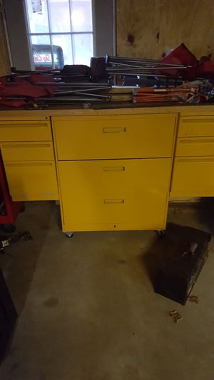 Tool Box with Tools for Sale in Bowdoinham, ME
