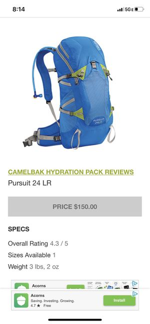 Hiking backpacks for Sale in Renton, WA
