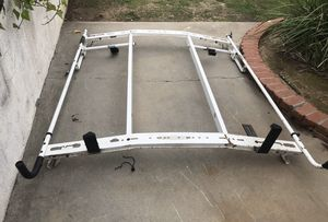 Ladder Rack for Vans by Masterack USA. for Sale in Santa Fe Springs, CA