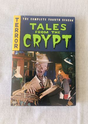 Brand New Tales from the Crypt Season 4 Terror Tales 2 DVDs Movie Set for Sale in El Cajon, CA