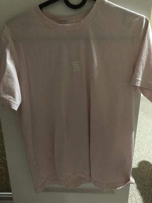 Burberry T-shirt , pink, S size for Sale in Orlando, FL