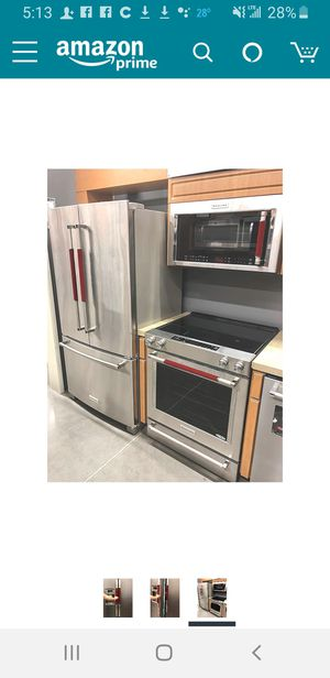 Kitchen appliance covers for Sale in Columbus, OH