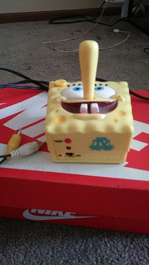 Spongebob atari kids game for Sale in Canal Winchester, OH