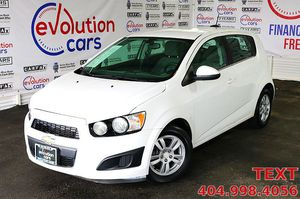 2016 Chevrolet Sonic for Sale in Conyers, GA