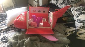 Barbie airplane for Sale in Roanoke, IL