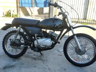 Kawasaki 90cc 2 Stroke Bike for Sale in Long Beach,  CA