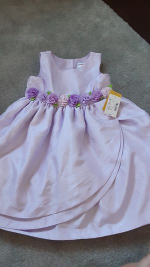Girls purple 4T dress for Sale in Upland, CA