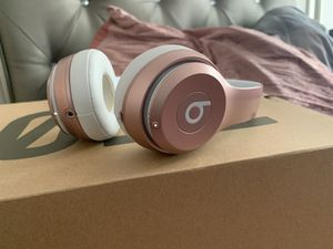 Beats solo 3 wireless💯 for Sale in Arnold, MD