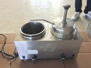 Chilli and Cheese warmer for Sale in Dearborn, MI