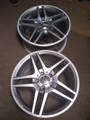 Two RIMS Mercedes Benz AMG for Sale in Northville, MI