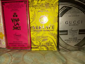 Ladies perfumes. 3 for 10 for Sale in Philadelphia, PA