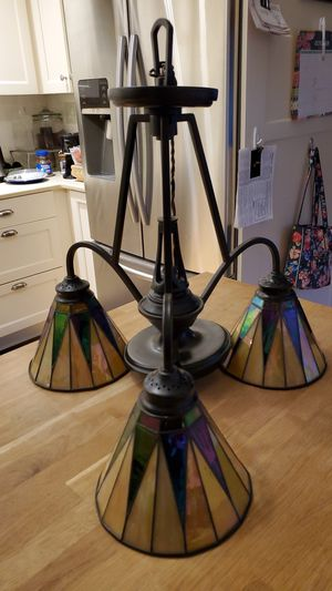 Ceiling chandelier $50.00 for Sale in Natick, MA