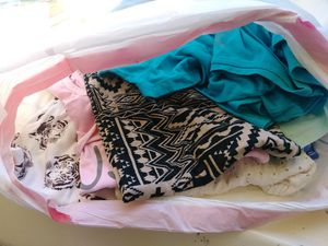 Free bag of size 2x clothes woman for Sale in Whittier, CA