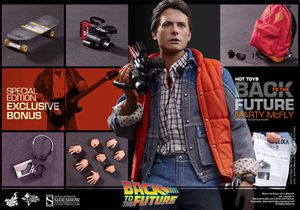 Hot Toys Marty McFly Back to the Future for Sale in Chula Vista, CA