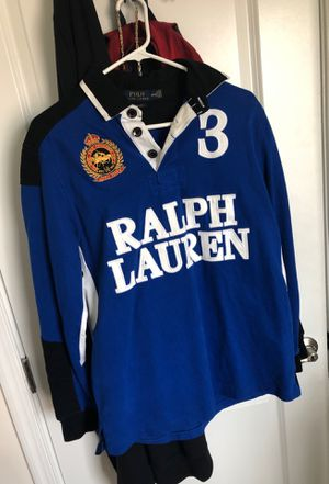 Long Sleeve Ralph Lauren Polo for Sale in Boyds, MD