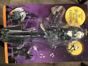 Nightmare before Christmas action figure 1 for Sale in Tustin, CA
