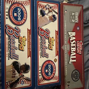 Tools Baseball Cards 1987 - 2006 for Sale in Pompano Beach, FL